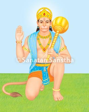 हनुमान Shri Hanuman