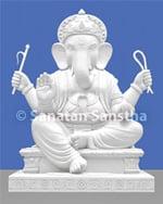 Dhumravarna Ganapati