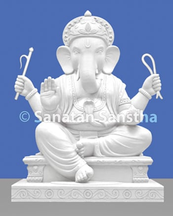 What are the incarnations of Shri Ganesh in each yug