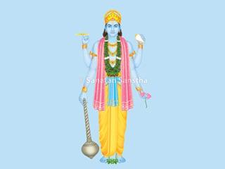 Shri Vishnu - Sanatan Sanstha