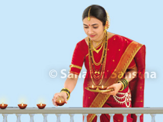 Importance & method of celebrating the various days in Diwali