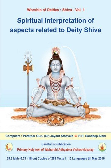 Spiritual interpretation of aspects related to Deity Shiva
