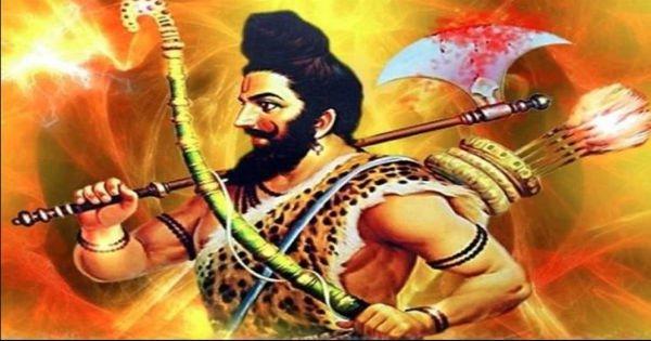 Bhagwan Parshuram : a warrior incarnation - Sanatan Sanstha