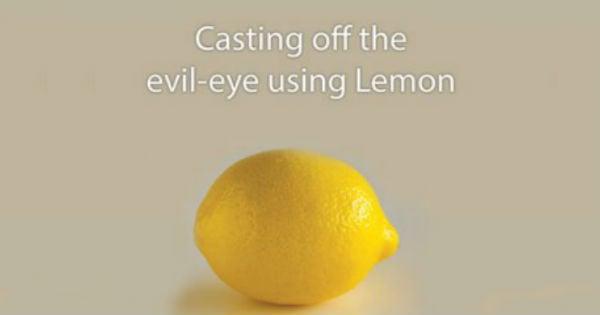 Method of casting off the evil-eye using Lemon - Sanatan Sanstha