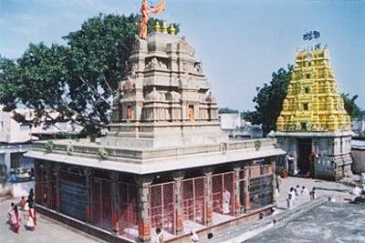 Ganagapur temple
