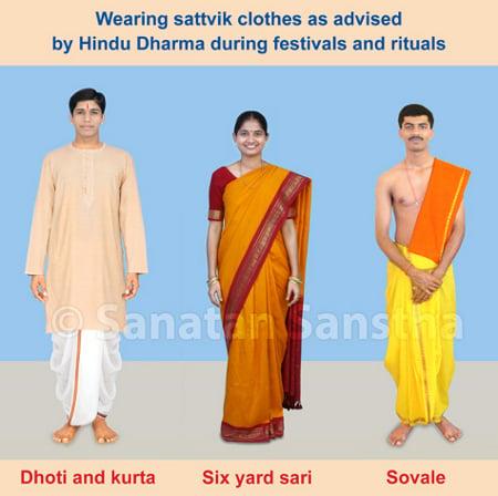 How do the clothes we wear affect us ? - Sanatan Sanstha