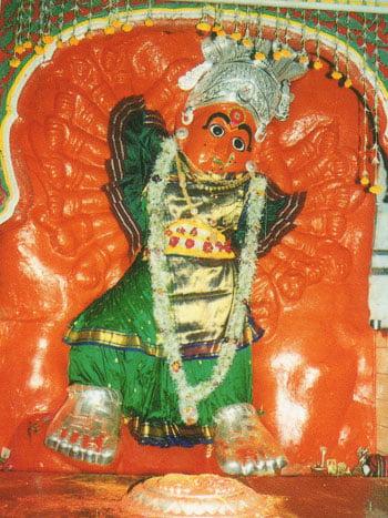 श्री सप्तशृंगीदेवी