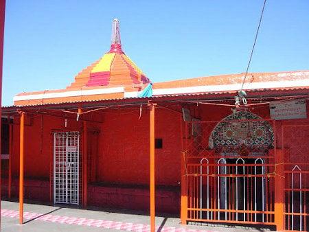 श्री रेणुकादेवी मंदिर, माहूर