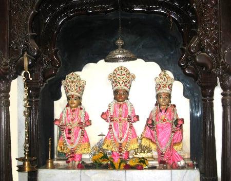 गोंदवले येथील श्रीराम मंदिर