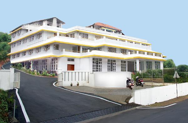 'सनातन आश्रम', रामनाथी, गोवा